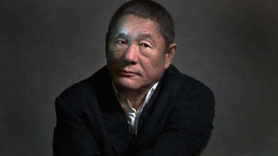 Takeshi KITANO Interview – Arte TV (Cameraman)