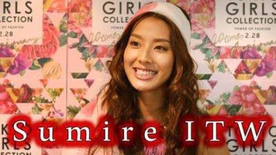 Sumire Interview Trailer – Tokyo Girls Collection (Videographer – Journalist)